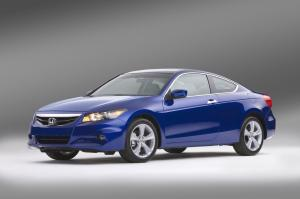 Honda Accord Coupe 2011 года